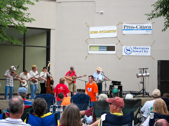 Live Music & Entertainment Venues in the Iowa City Area